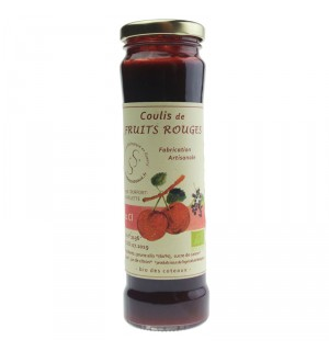 COULIS FRUIT ROUGES 21CL
