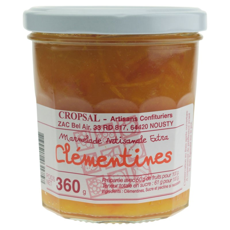 CONFITURE CLEMENTINES