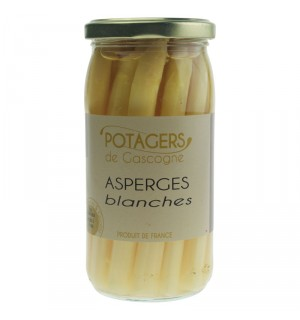 ASPERGES BLANCHES 370 ML
