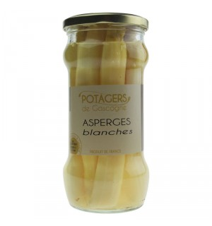 ASPERGES BLANCHES 580 ML