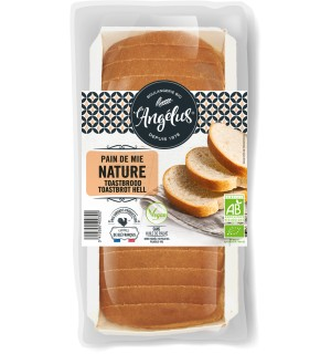 PAIN DE MIE NATURE 350g
